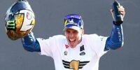 MotoGP-Titelsieg in Valencia: So feiern Joan Mir und Suzuki