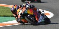 Moto3 in Valencia 2