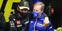 Yamaha-Werksteam: Abschied von Valentino Rossi