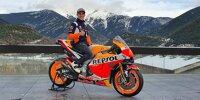 MotoGP 2021: Pol Espargaro und seine Honda RC213V