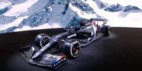 Alpine zeigt erste Lackierung für die Formel 1 2021