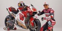 MotoGP 2021: LCR-Honda präsentiert Bike von Takaaki Nakagami