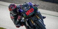 MotoGP-Stars testen mit Superbikes in Barcelona