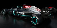 Formel-1-Autos 2021: Präsentation Mercedes W12