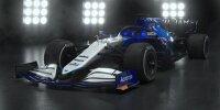 Formel 1 2021: Präsentation Williams FW43B