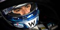 Williams: Filmtag in Silverstone