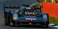 WEC 2021: Glickenhaus-Testfahrten in Monza