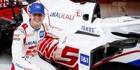 Formel 1 2021: Präsentation Haas VF-21