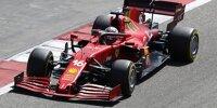 Formel-1-Test 2021 in Sachir