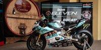 WSBK 2021: Go Eleven zeigt die Ducati für Chaz Davies
