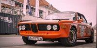 """Motorworld Region Stuttgart: Pop-up-Sonderausstellung 50 Jahre BMW 3.0 CSL"""""""