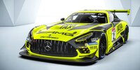 Mercedes-AMG: NLS-Präsentation 2021