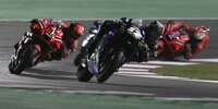 MotoGP-Saisonauftakt in Doha