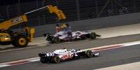 Formel-1-Auftakt 2021 in Sachir