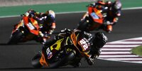 Moto2-Saisonauftakt in Doha