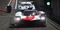 WEC-Prolog in Spa-Francorchamps