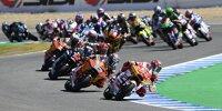 Moto2 in Jerez