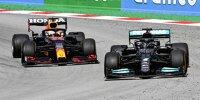 F1: Grand Prix von Spanien (Barcelona) 2021