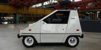 CitiCar - ein Urvater der Elektromobilität