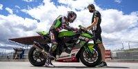 Superbike-WM 2021: Test in Navarra