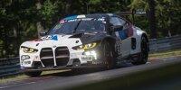 BMW M4 GT3 (2022) in Spa und auf dem Nürburgring