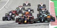 F1: Grand Prix der Steiermark (Spielberg) 2021