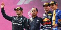 F1: Grand Prix von Österreich (Spielberg) 2021