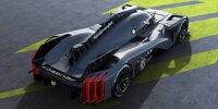 Peugeot 9X8 für die WEC 2022