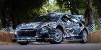 Präsentation Ford Puma Rally1 WRC