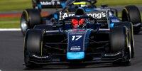 Galerie: Formel 2 2021: Silverstone
