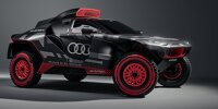 Präsentation Audi RS Q e-tron für die Rallye Dakar