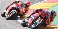 MotoGP: Grand Prix von Aragonien (Alcaniz) 2021