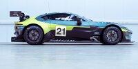 Aston Martin Vantage GT3 für NLS8