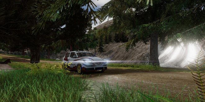 Rallye-Game - Steam-Early-Access-Phase hat begonnen