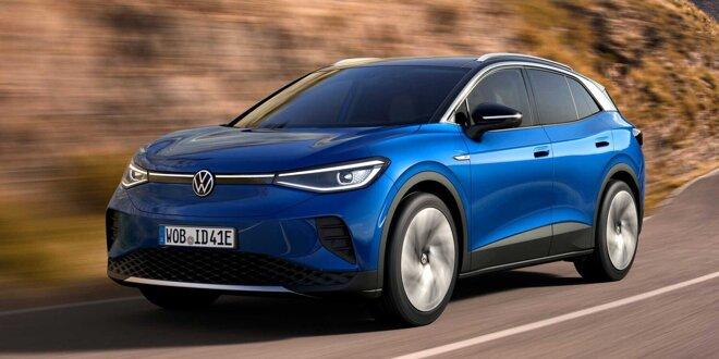Die Fahrzeuge liegen in vielen Bereichen nahe beieinander - VW inspiriert von Tesla?