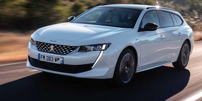Anzeige: Peugeot 508 SW -  Leasing für nur 108 Euro im Monat