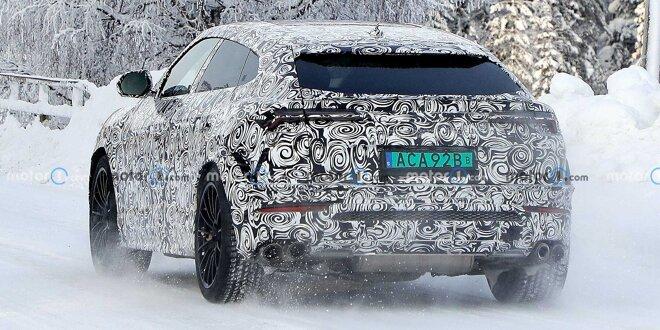 Was plant Lambo bei seinem High-Performance-SUV? -  Urus-Facelift erstmals erwischt