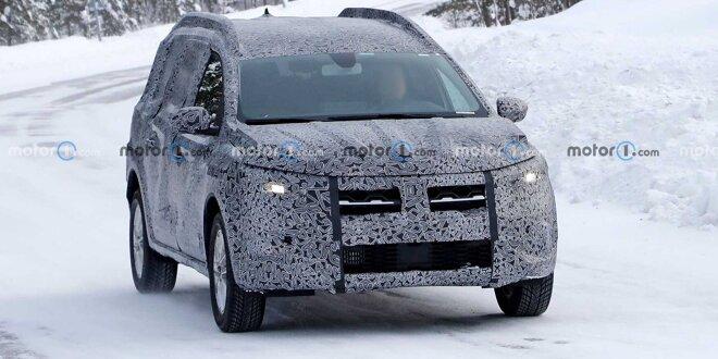 Dacia Logan Stepway Kombi für 2022 - Beerbt Crossover den Logan MCV?