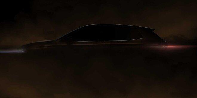 Der Kleinwagen nutzt die MQB-A0-Plattform des VW-Konzerns -  Erstes Teaserbild der Neuauflage