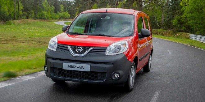 Gleiche Plattform wie beim neuen Renault Kangoo -  NV250: Der Nachfolger ist in Sicht