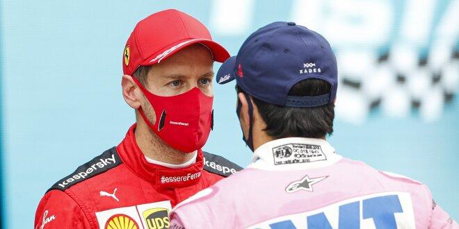 """So hat Sebastian Vettel bereits vor dem ersten Test geholfen - """"Passt bereits sehr gut zu uns"""""""