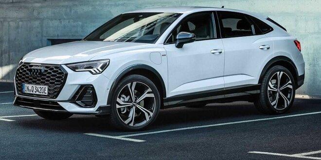 Anzeige: Audi Q3 Sportback -  Leasing für nur 299 Euro im Monat