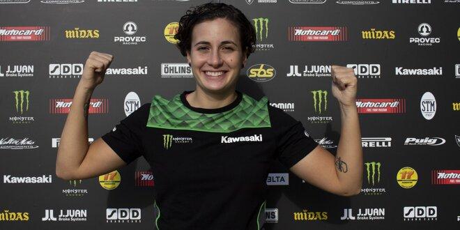 Ana Carrasco kämpft sich nach Horrorsturz zurück - Grünes Licht fürs Comeback