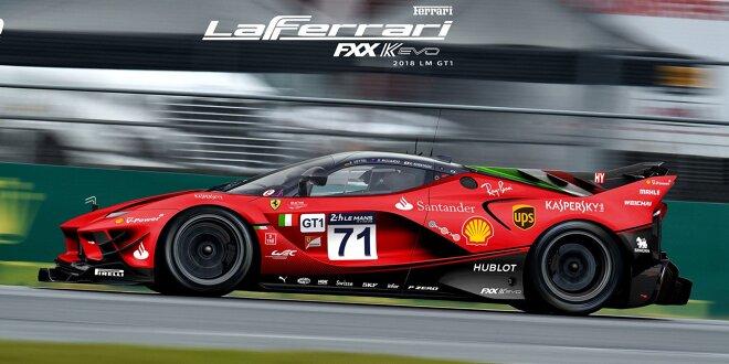 Comeback bei 24h Le Mans nach 50 Jahren - Le-Mans-Hypercar für WEC 2023!