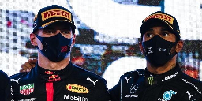 """Schielt Max Verstappen auf Mercedes-Cockpit ab 2022? - """"Weiß nicht, was Lewis macht"""""""