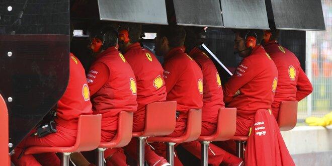 Ferrari reagiert mit Änderungen auf Pleitensaison 2020 - Neue Struktur in Maranello