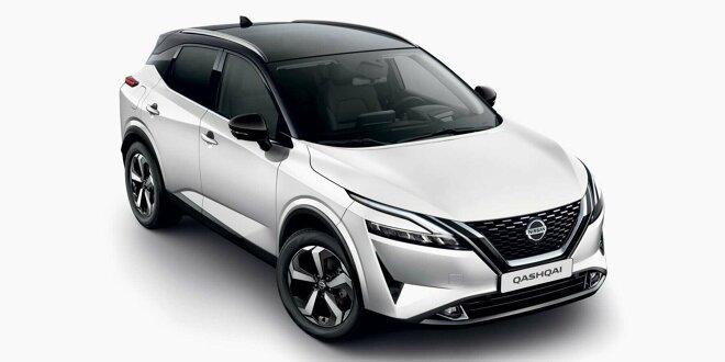 Nissan Qashqai Premiere Edition (2021) -  Sondermodell zum Start