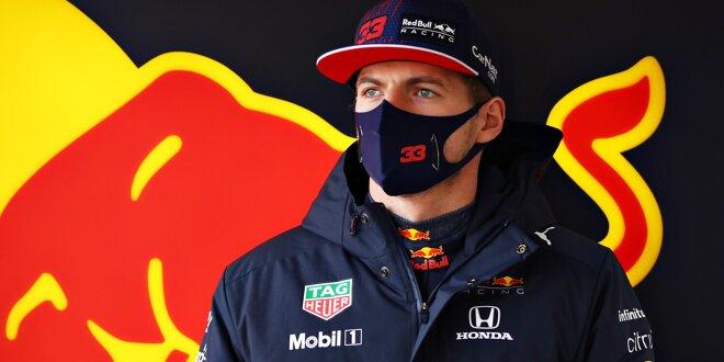 """Was sich Verstappen vom neuen Red Bull erhofft - """"Einfach nur mehr Grip"""""""