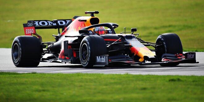 Kühne Prognose: Wird Red Bull Konstrukteurs-Weltmeister? - So stehen Verstappens Chancen!