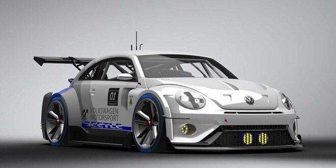 JP Performance und Prior bringen den Käfer auf die Straße - Playstation-Beetle wird Realität